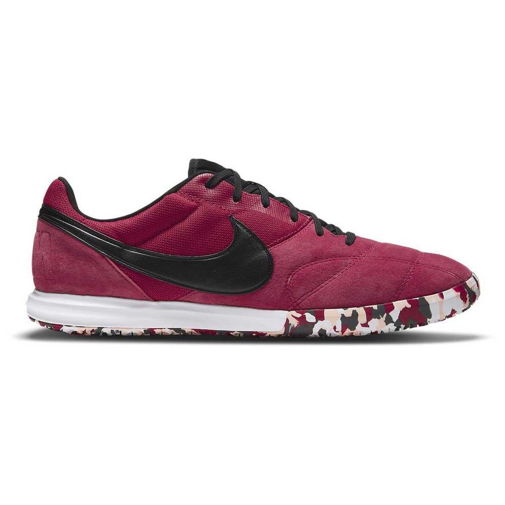 Nike Chaussures Football Salle Premier 2 Sala Ic EU 40 Cardinal Red / Black / White / Crimson Tint