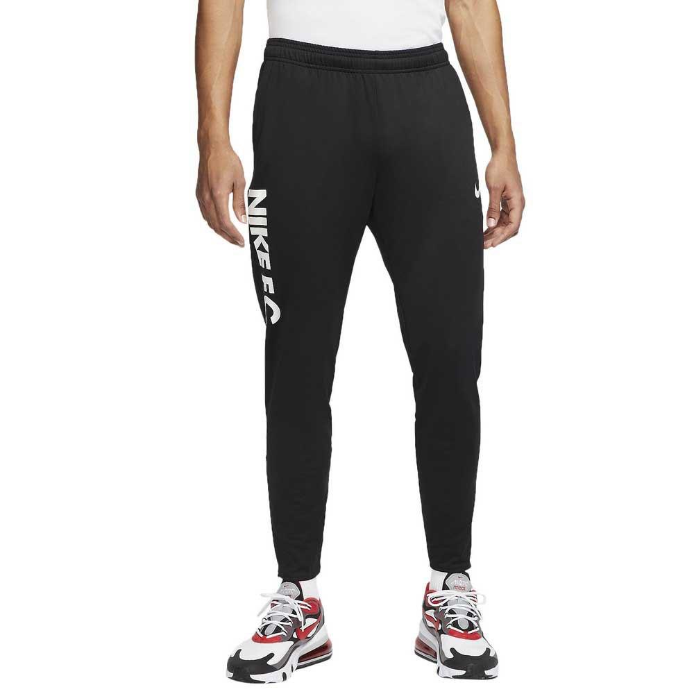 Nike Pantalon Longue Fc Essential S Black / White / White