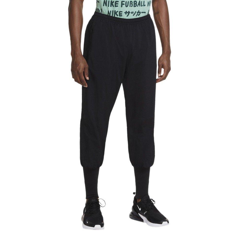Nike Fc Woven Soccer M Black / White / Reflective Silver