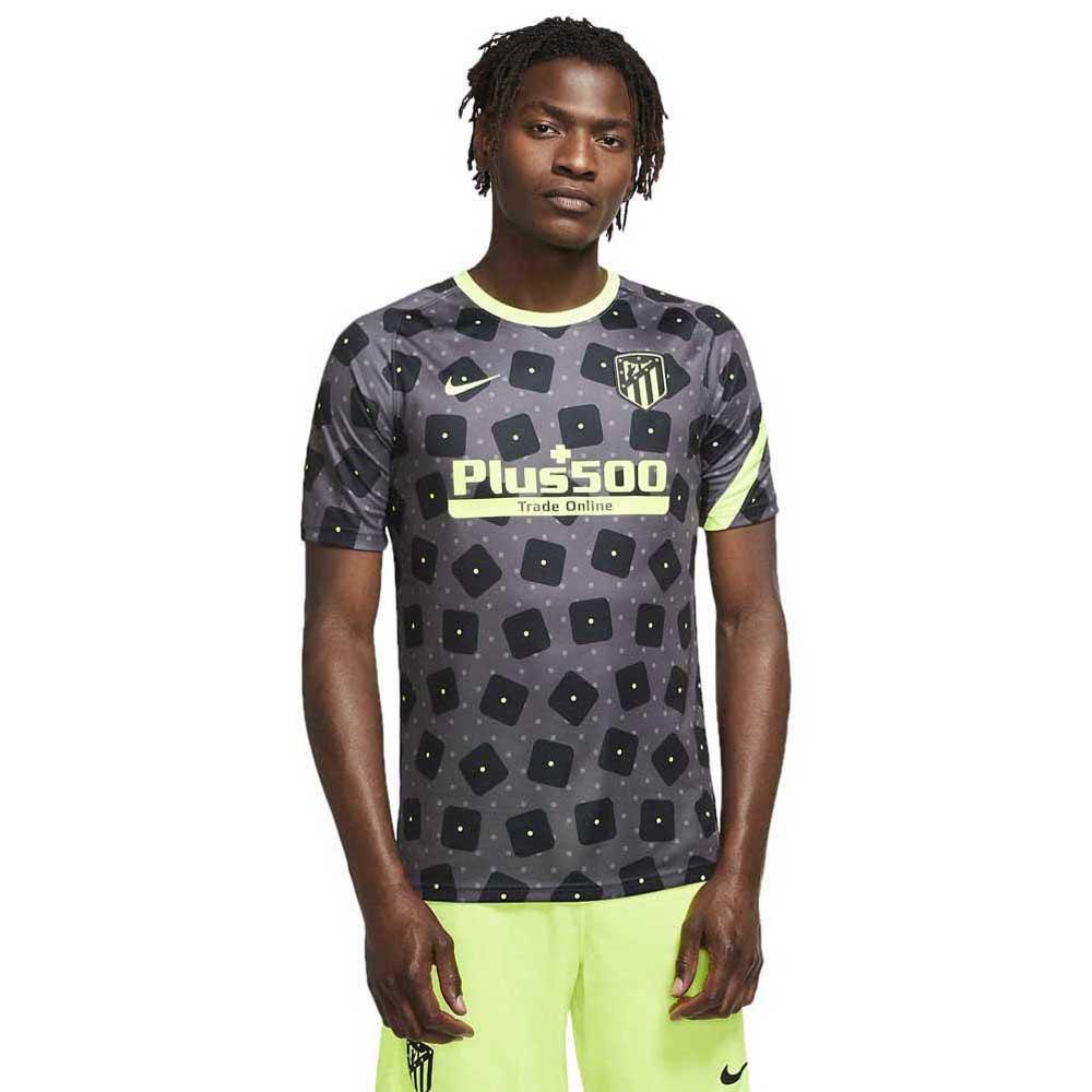 Nike Atletico Madrid 20/21 XL Black / Black / Volt / Volt