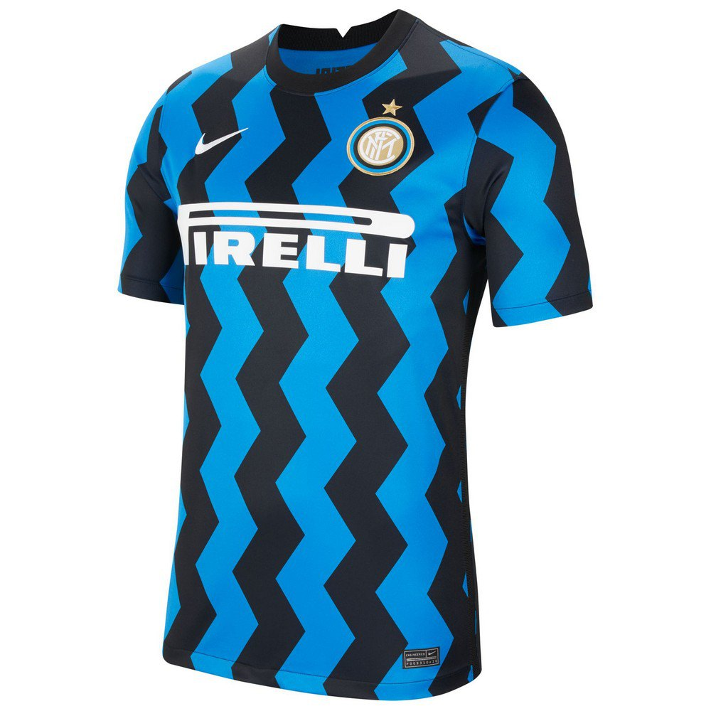 Nike Inter Milan Home Stadium 20/21 S Blue Spark / White