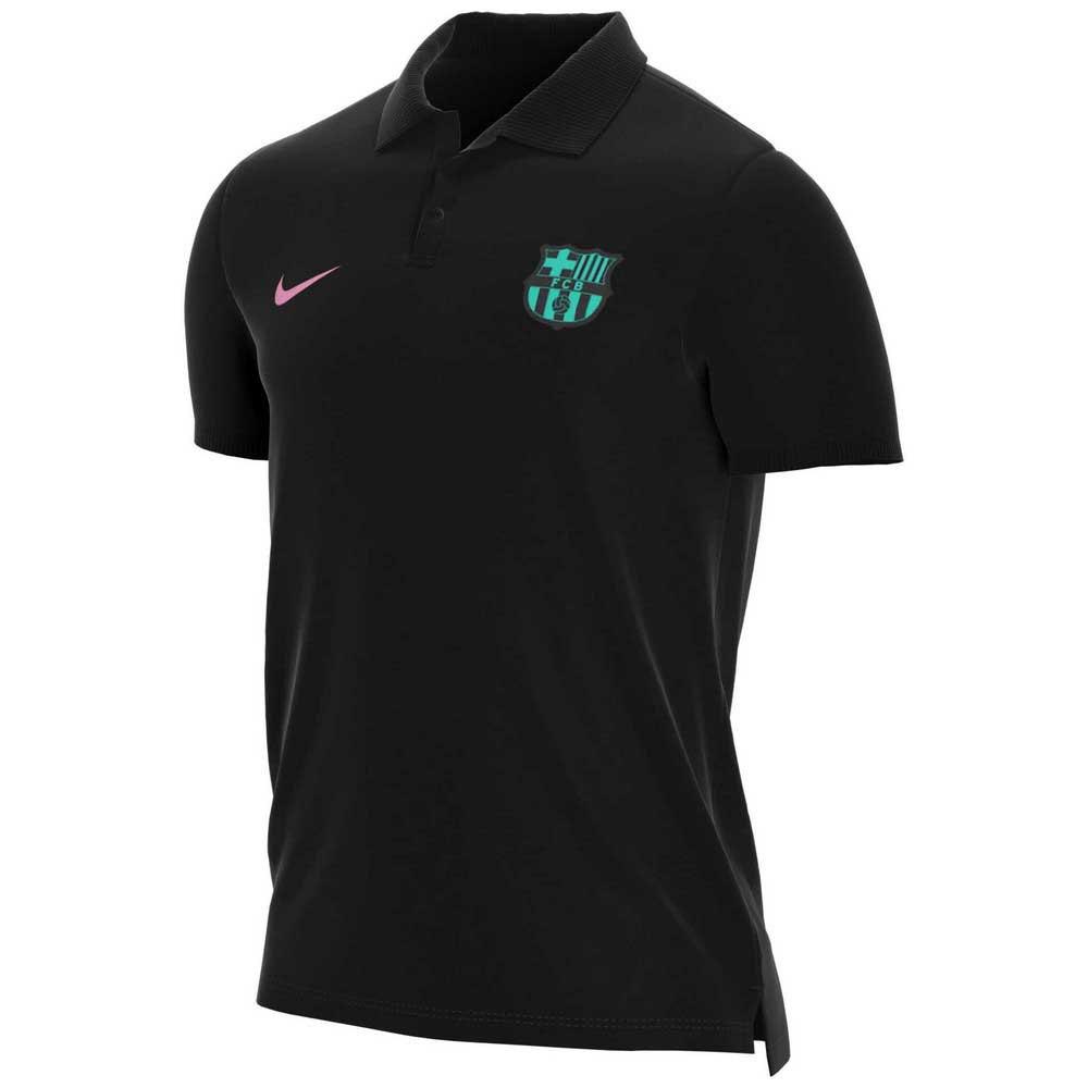 Nike Fc Barcelona 20/21 L Black / Pink Beam