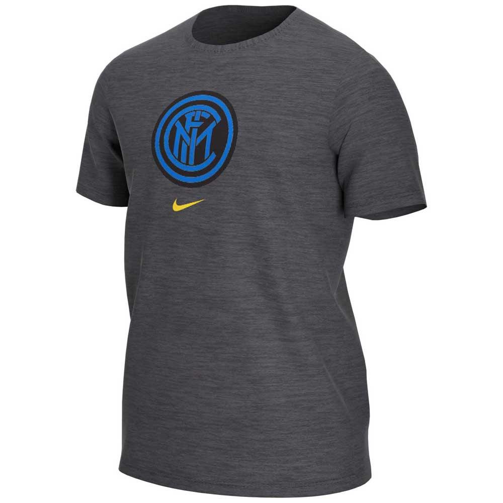 Nike Inter Milan 20/21 M Charcoal Heathr