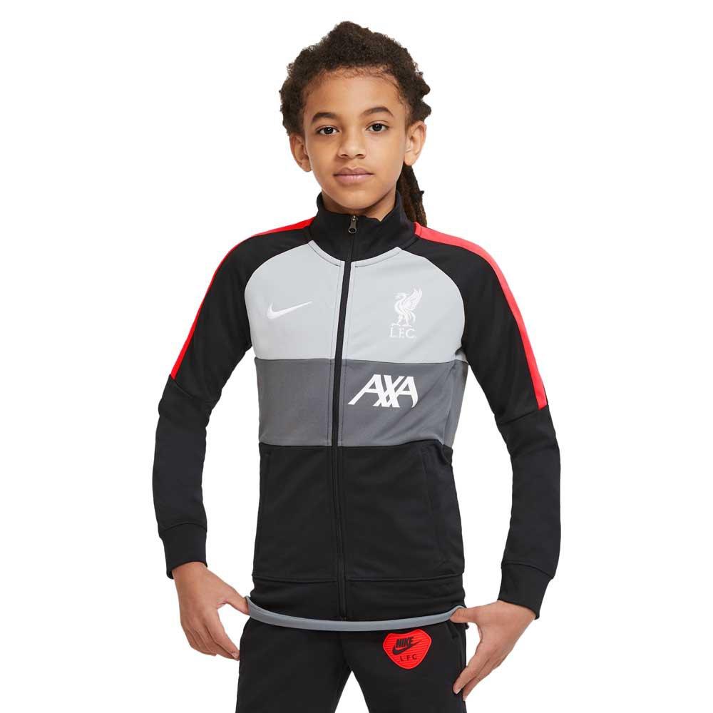 Nike Liverpool Fc I96 20/21 Junior XL Black / White