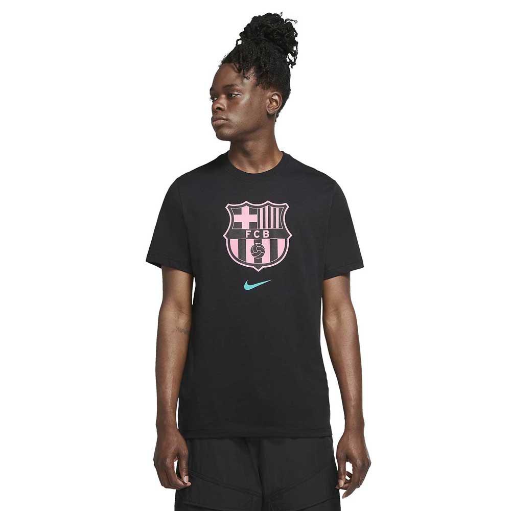 Nike Fc Barcelona 20/21 XL Black / Pink Beam