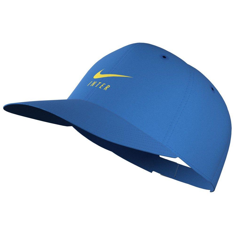 Nike Inter Milan Heritage 86 One Size Blue Spark / Tour Yellow