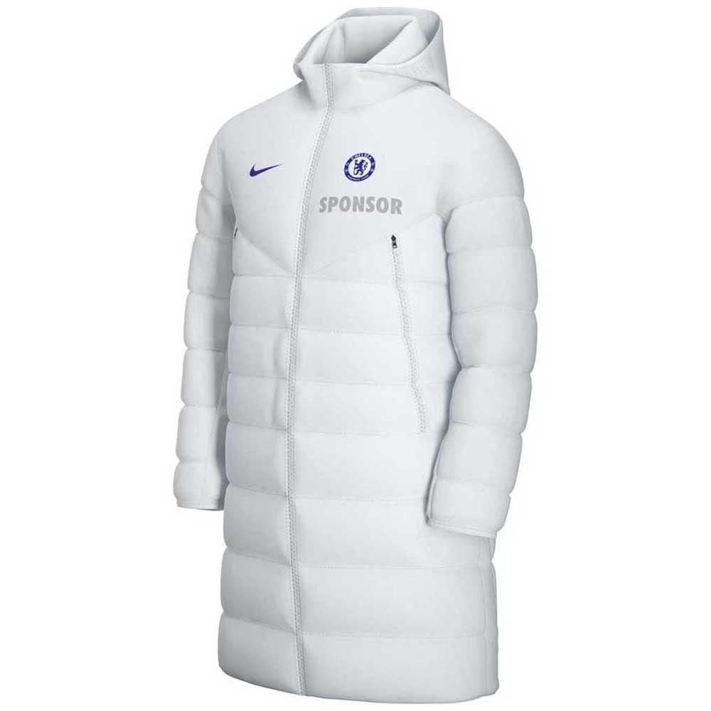 Nike Chelsea Fc Strike 20/21 S White / White / Concord