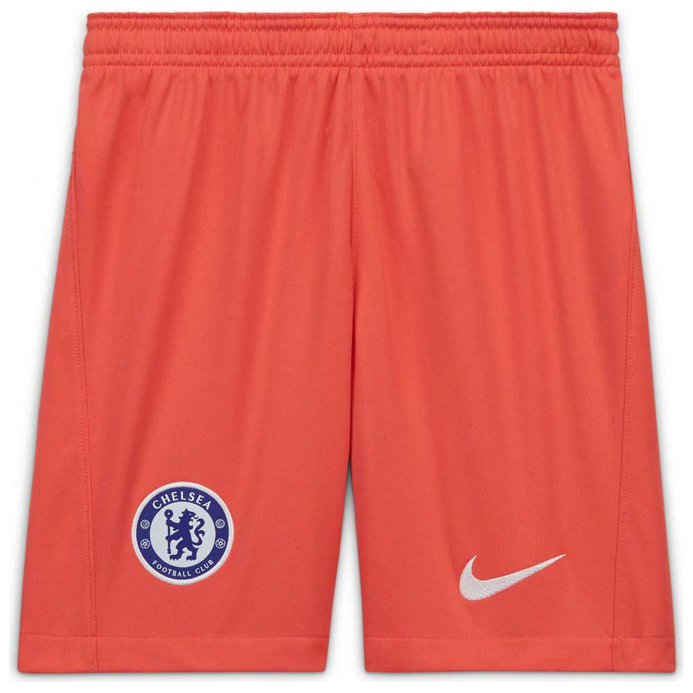 Nike Chelsea Fc Third Breathe Stadium 20/21 Junior L Ember Glow / White