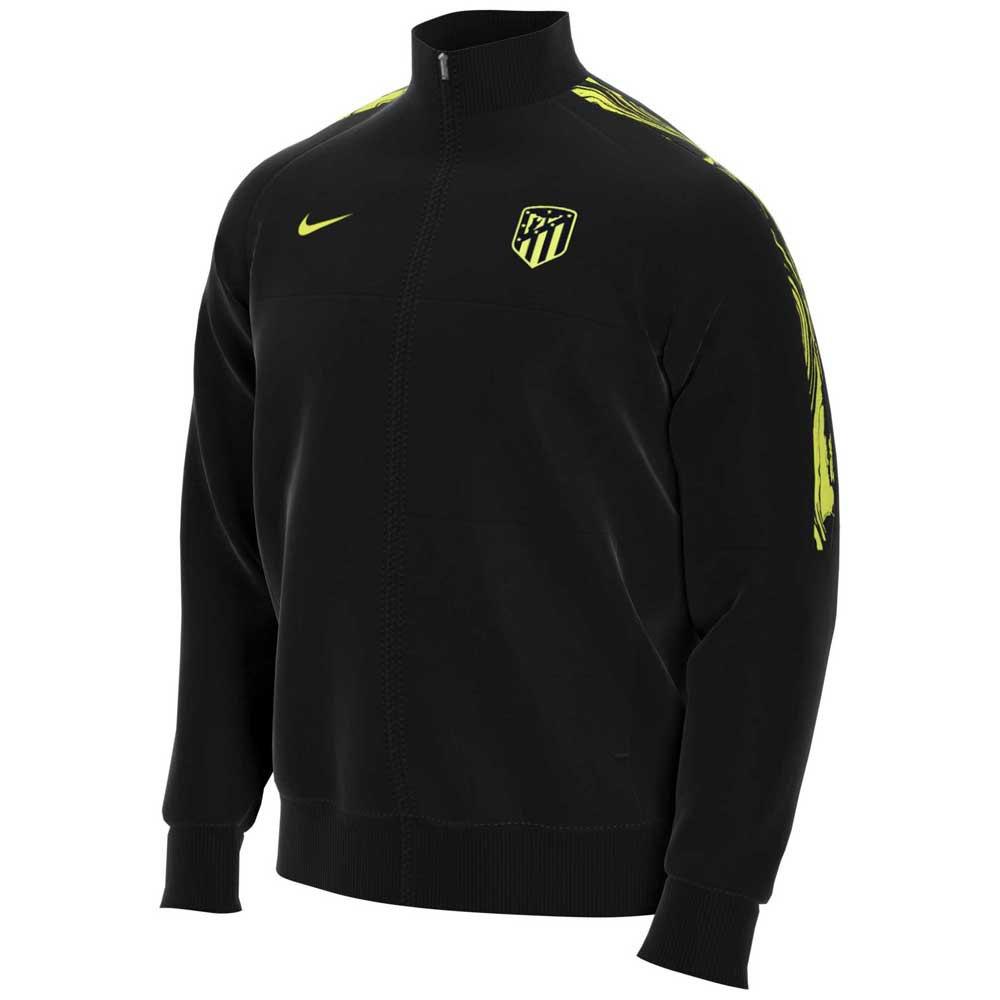 Nike Atletico Madrid I96 20/21 L Black / Black / Volt