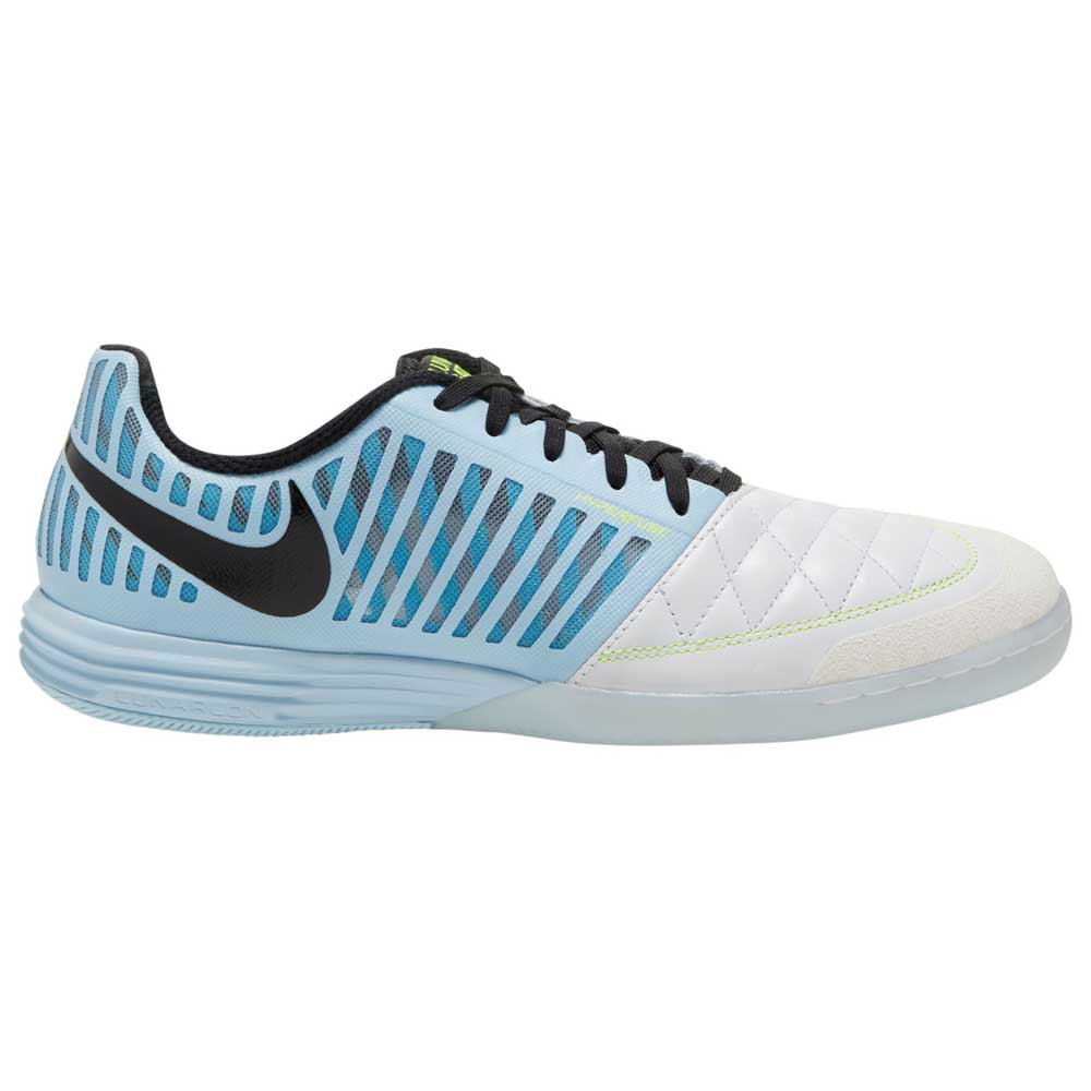 Nike Lunar Gato Ii Ic EU 40 Celestine Blue / Black / Laser Blue / Volt
