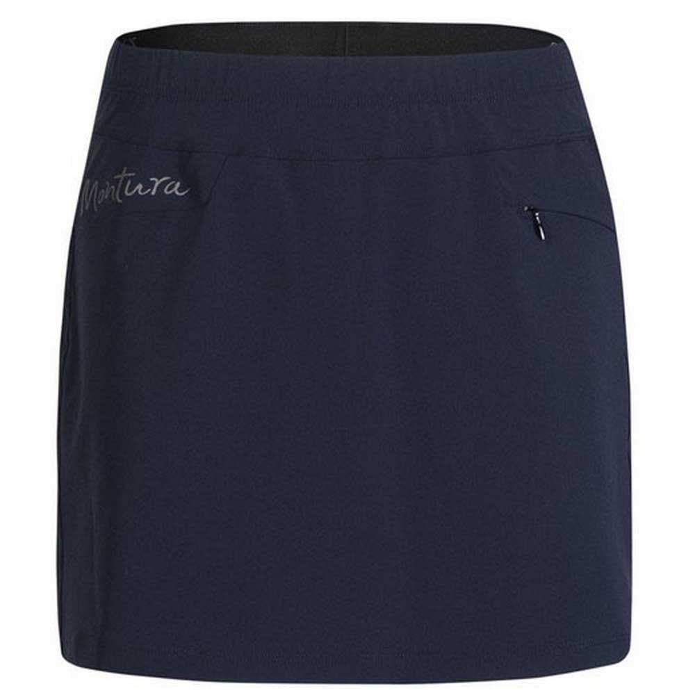 Montura Stretch Sporty Skirt S Night Blue