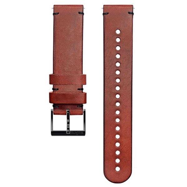 Suunto Bracelet Cuir 20 Mm Urban 2 M Brown / Black
