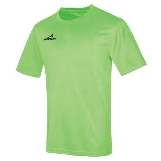 Mercury Equipment T-shirt Manche Courte Cup XXXL Green Fluor