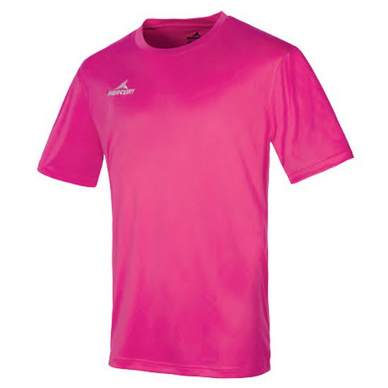 Mercury Equipment T-shirt Manche Courte Cup XXXL Fucsia Fluor