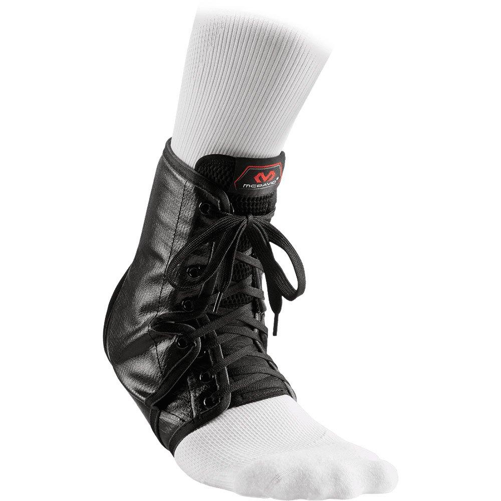 Mc David Ankle Guard XXS Black