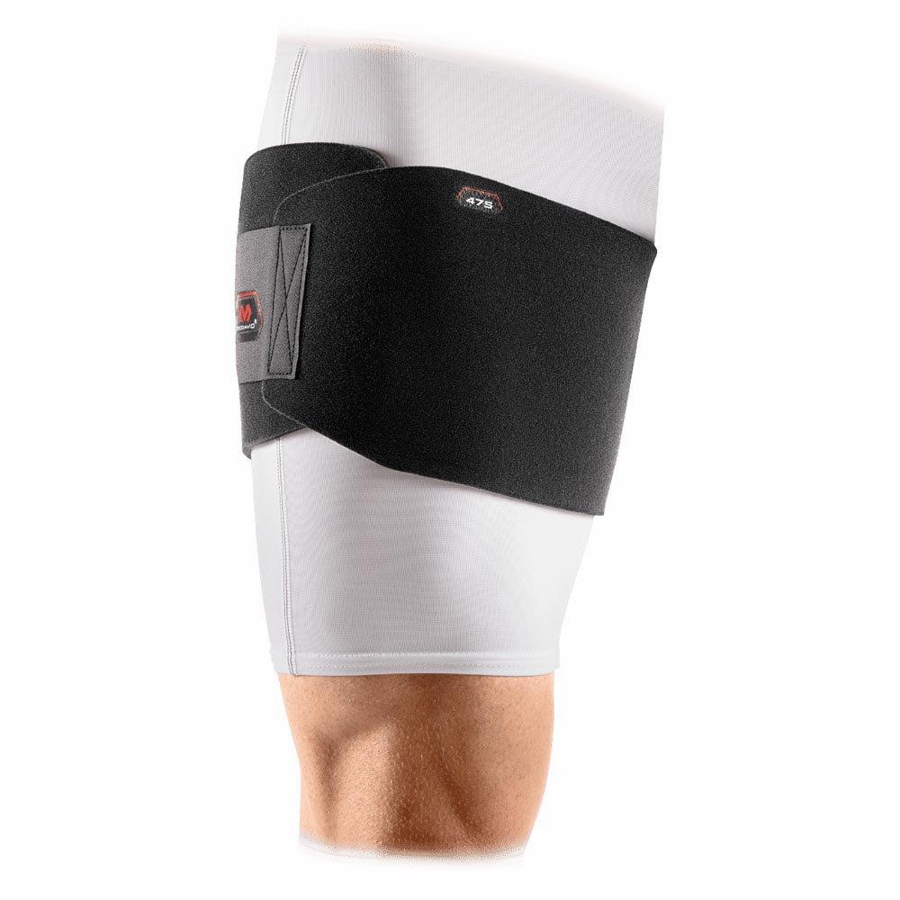 Mc David Groin Strap One Size Black