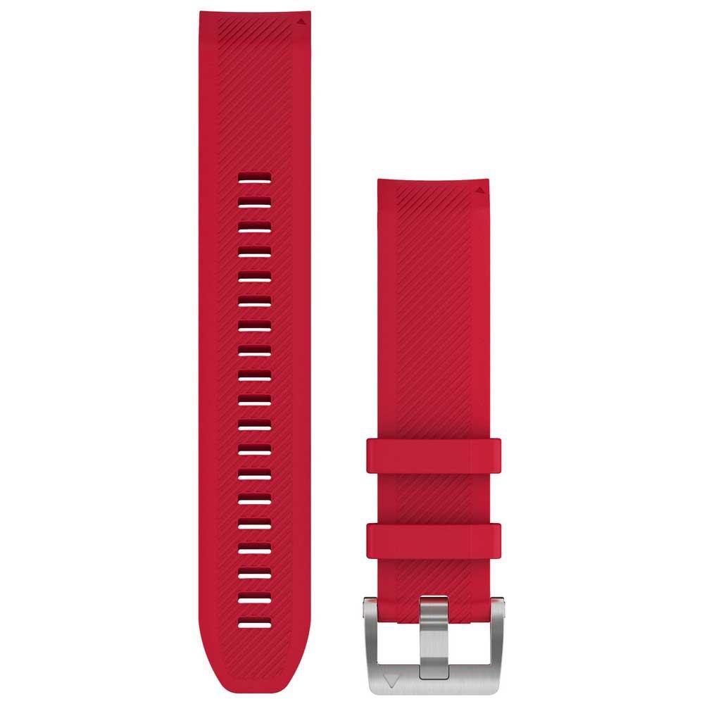 Garmin Bracelet Quickfit 20 One Size Red