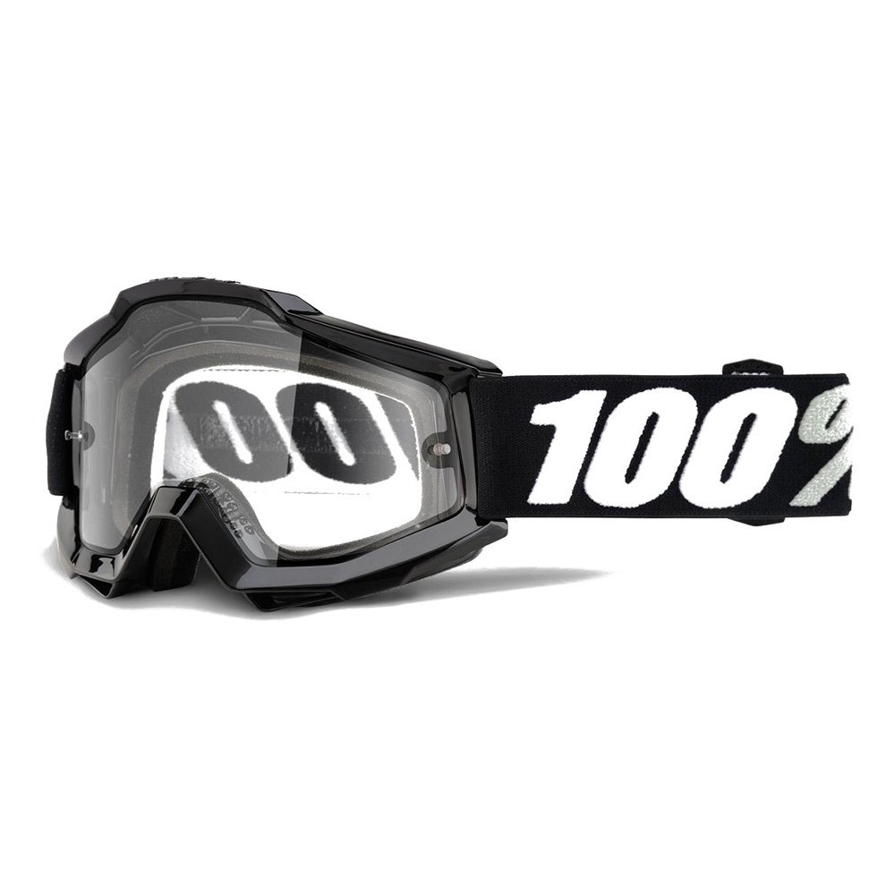 100percent Accuri Enduro Clear Vented Dual Tornado