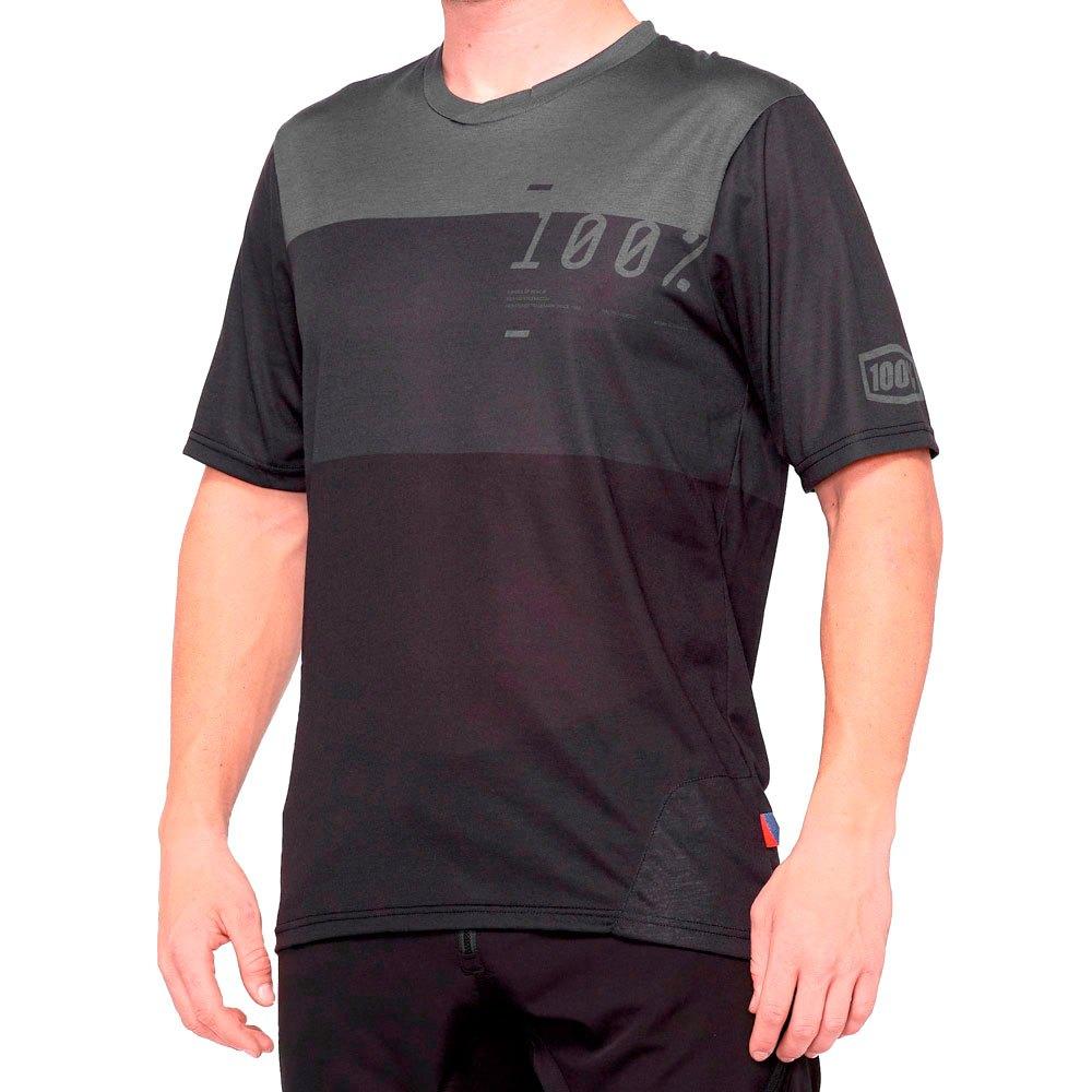 100percent Airmatic L Charcoal / Black