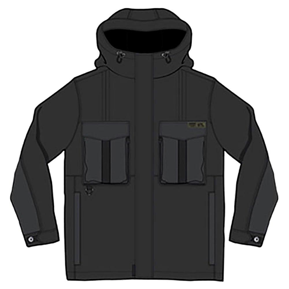 Superdry Dress Code Cagoule S Jet Black