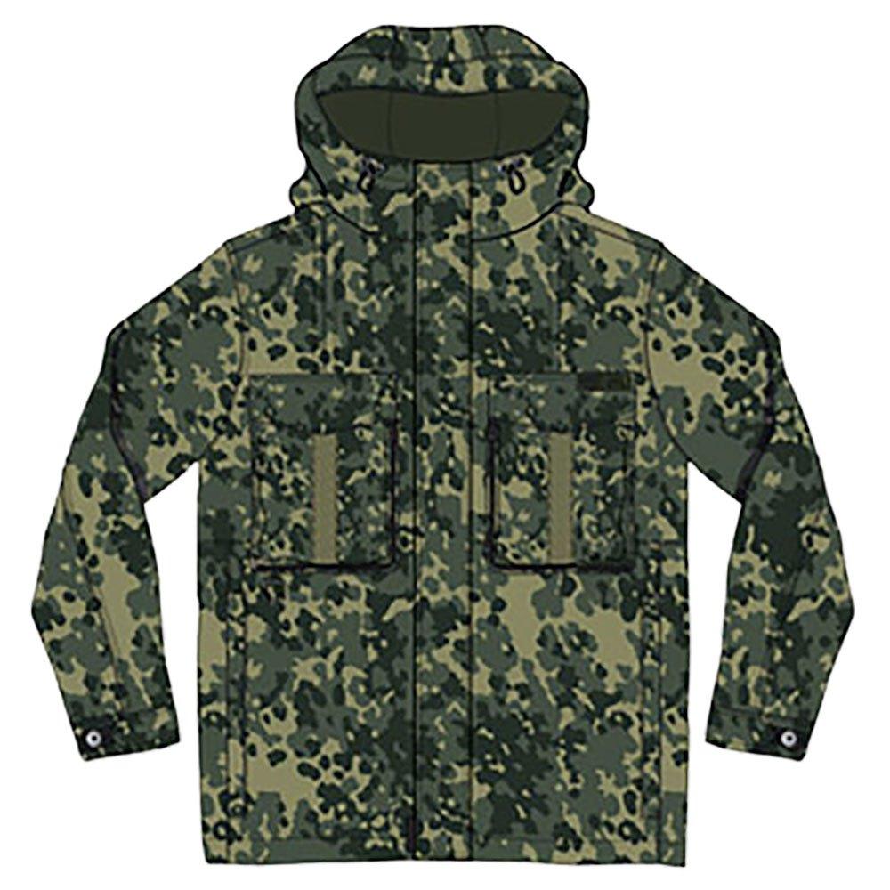 Superdry Dress Code Cagoule XXL Leopard Camo