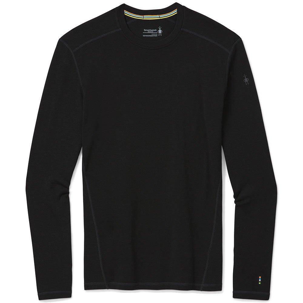 Smartwool Merino 250 Crew Long Sleeve T-shirt L Black