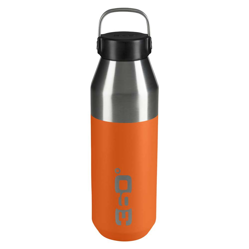 360 Degrees Insulated Narrow Mouth 750ml One Size Orange