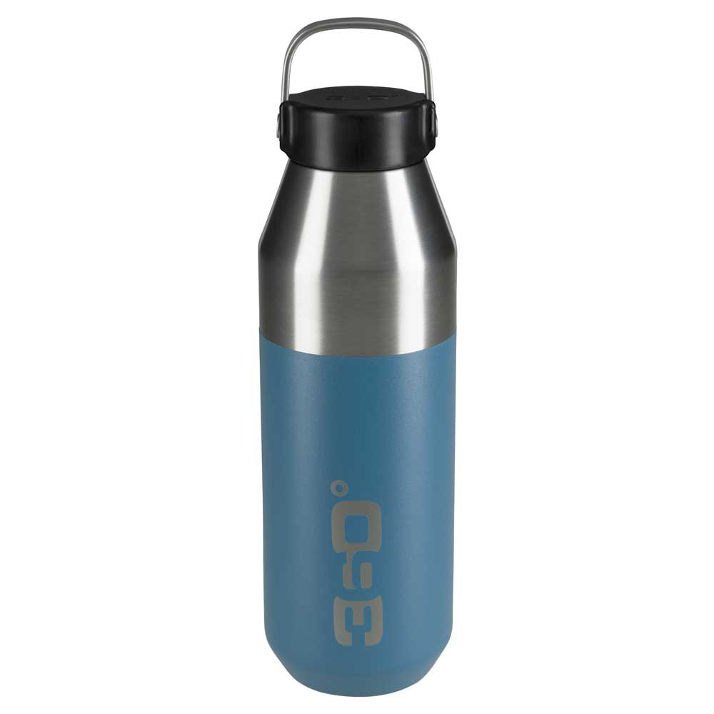 360 Degrees Insulated Narrow Mouth 750ml One Size Blue
