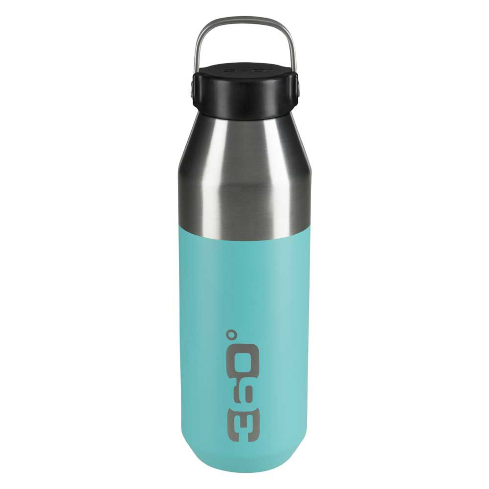 360 Degrees Insulated Narrow Mouth 750ml One Size Turquoise