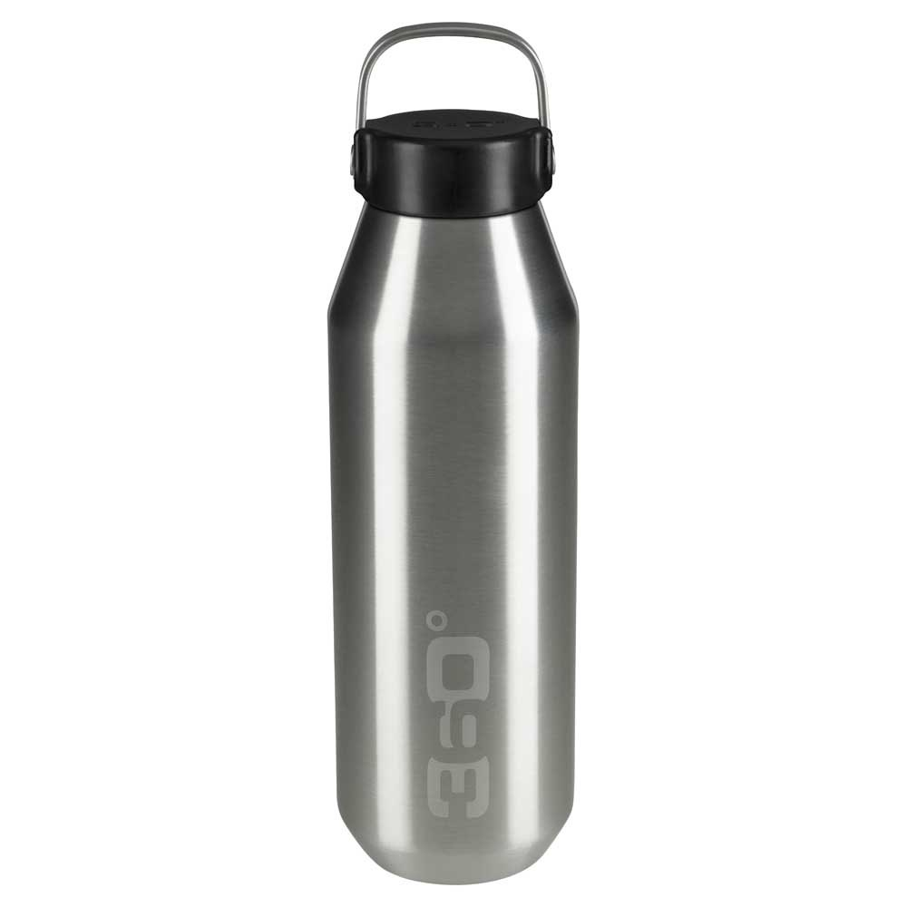 360 Degrees Insulated Narrow Mouth 750ml One Size Silver