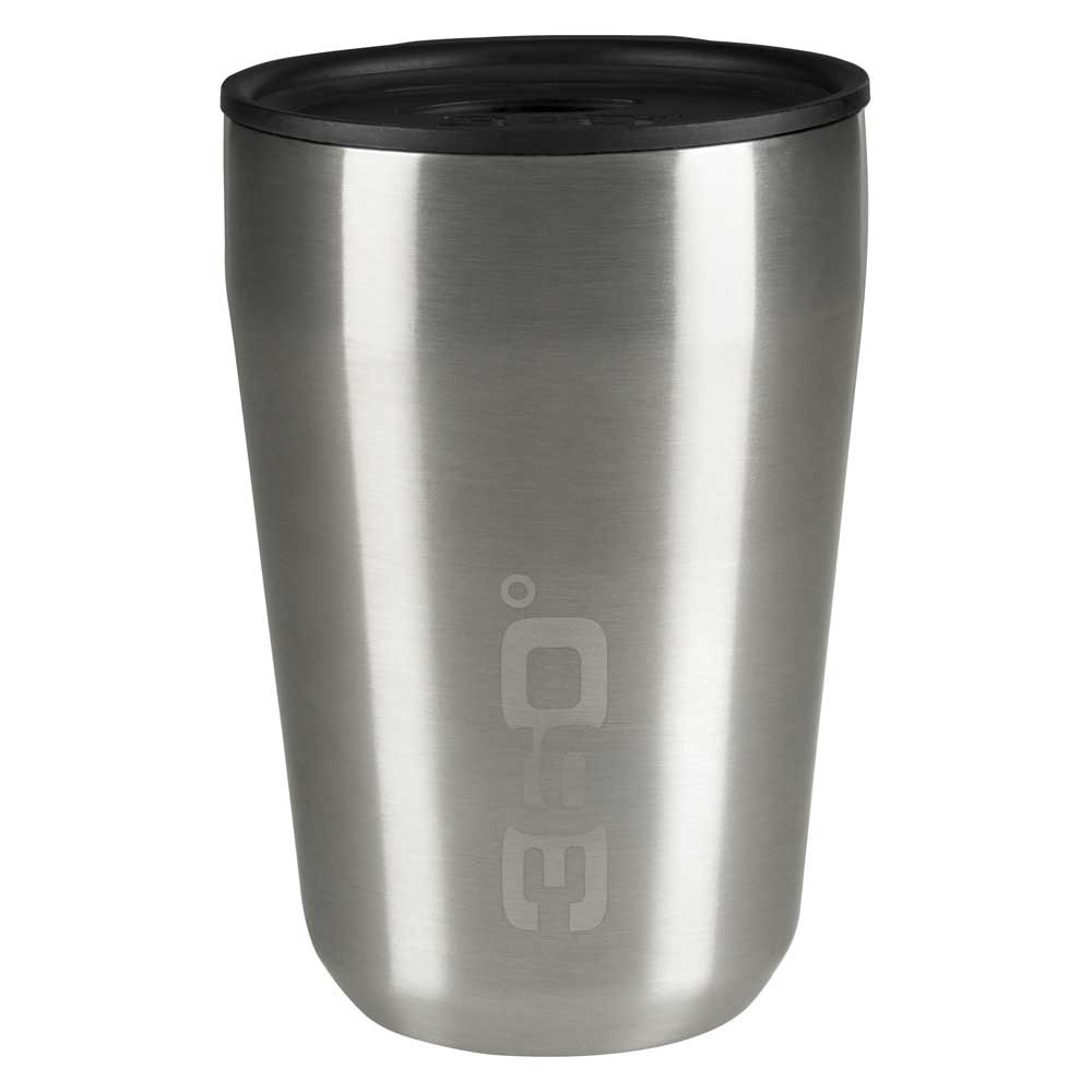 360 Degrees Insulated Stainless Travel Mug Regular One Size Silver