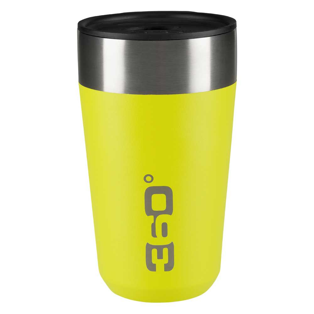 360 Degrees Insulated Stainless Travel Mug Large One Size Lime