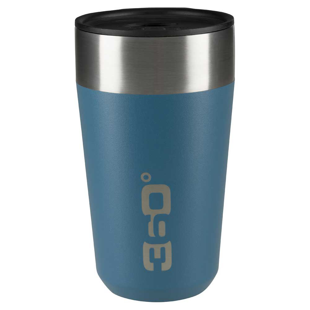 360 Degrees Insulated Stainless Travel Mug Large One Size Blue