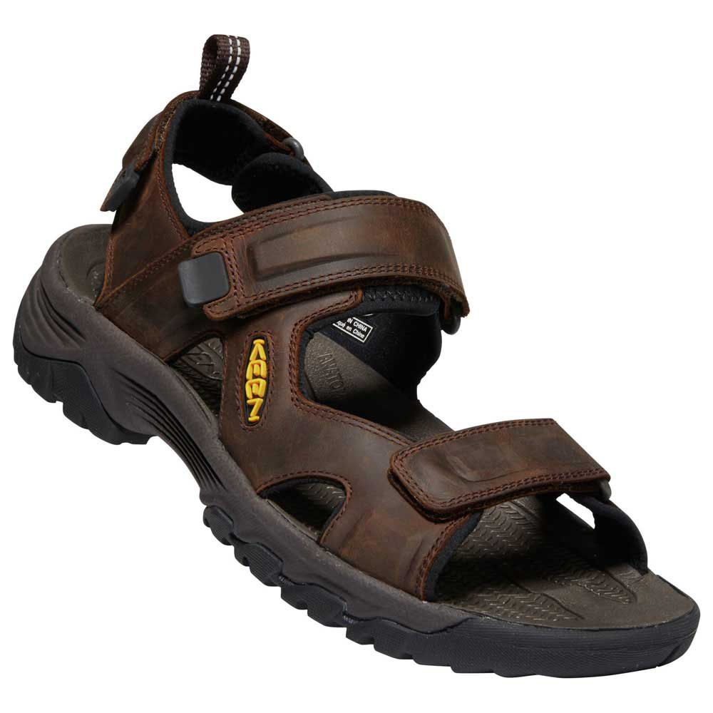 Keen Targhee Iii Open Toe Sandals EU 41 Bison / Mulch
