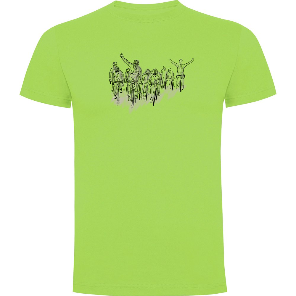Kruskis Peloton XXXL Light Green