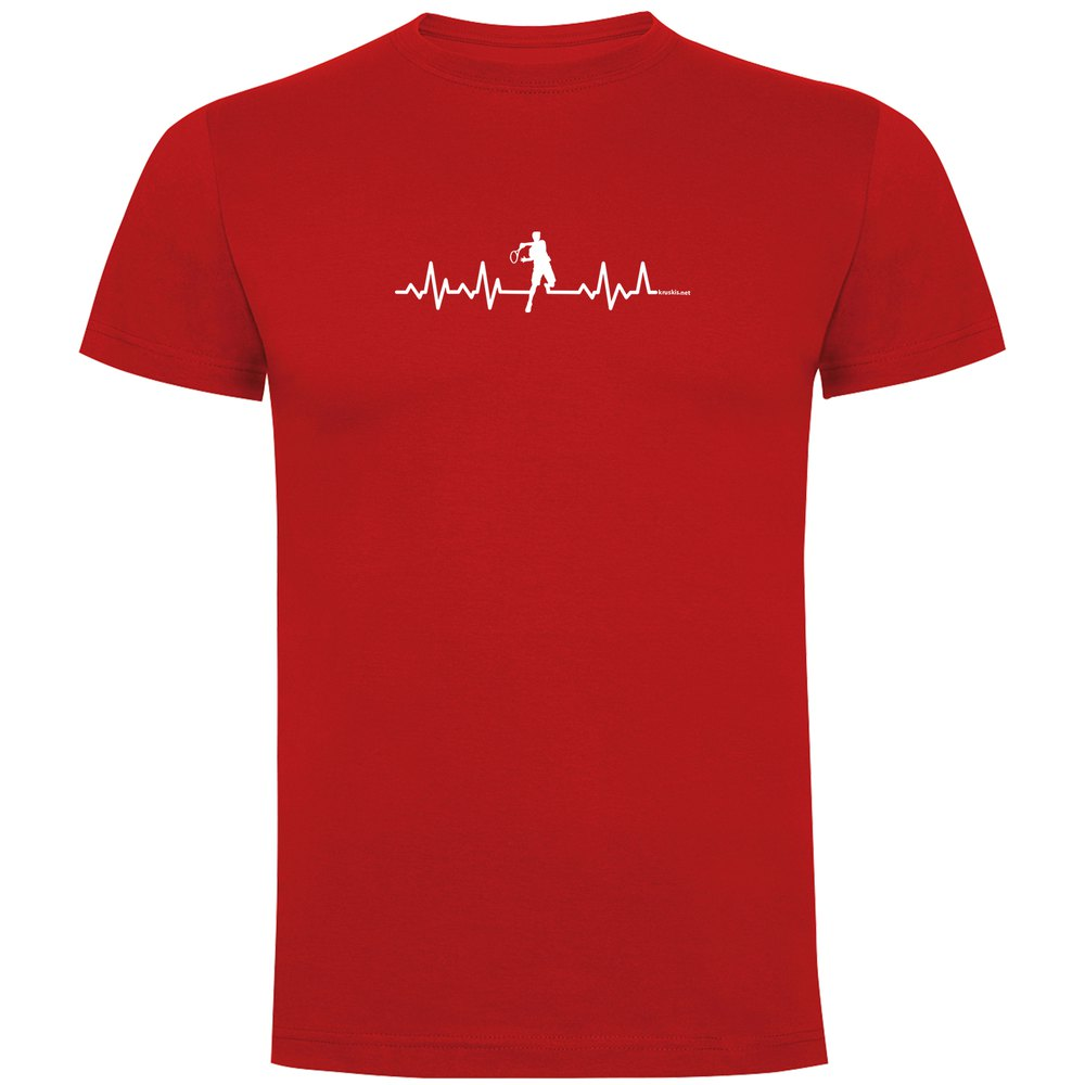 Kruskis Tennis Heartbeat XL Red