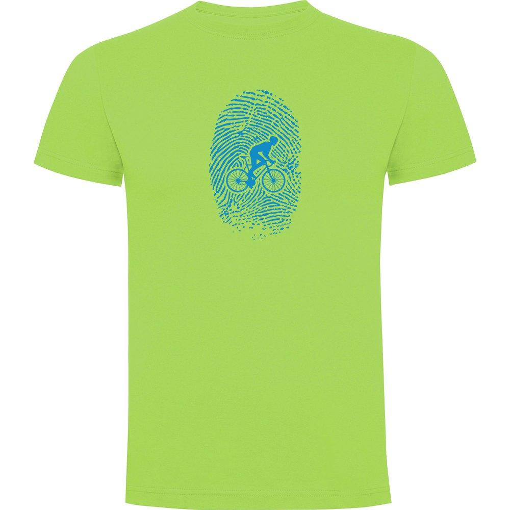 Kruskis Biker Fingerprint XXXL Light Green