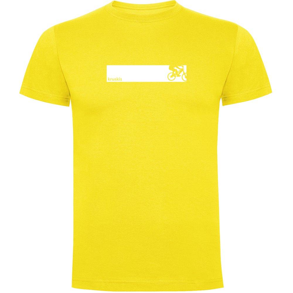 Kruskis Mtb Frame XXXL Yellow