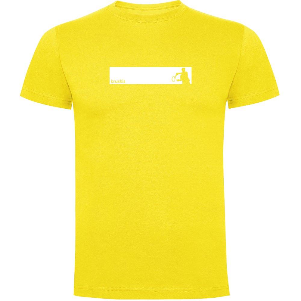 Kruskis Tennis Frame S Yellow
