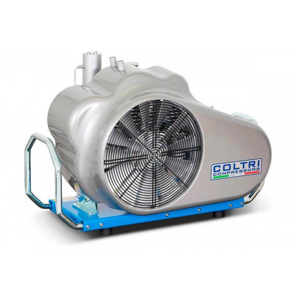 Coltri Mch8 Smart Einphasen-kompressor Grey Blue KOMPRESSOREN Mch8 Smart Einphasen-kompressor
