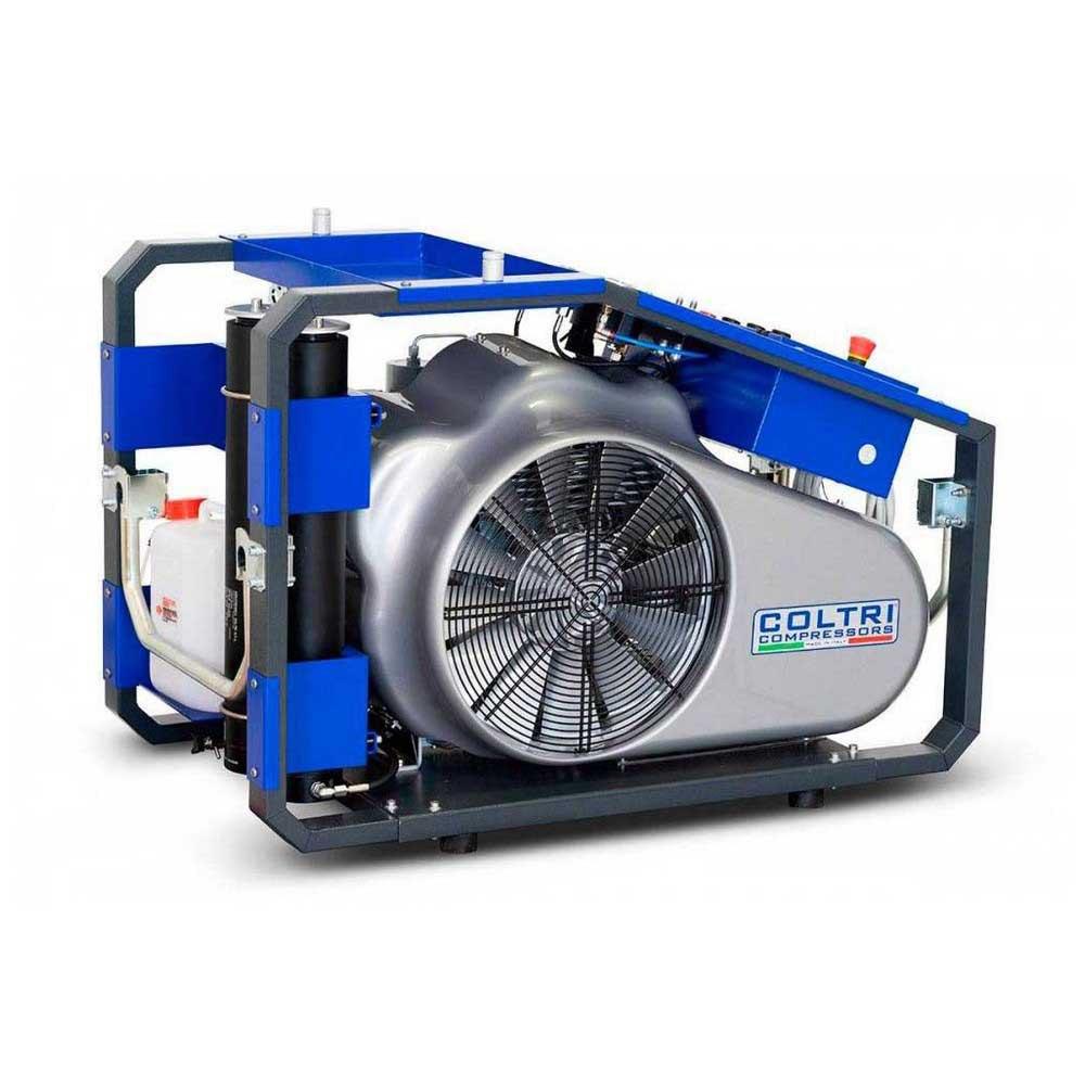 Coltri Mch16 Ergo Tps Dreiphasen-kompressor Grey Blue Black KOMPRESSOREN Mch16 Ergo Tps Dreiphasen-kompressor