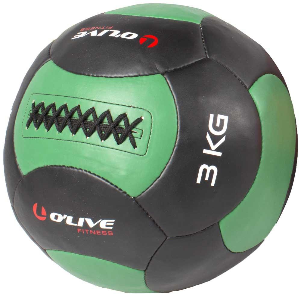 Olive Functional Ball 3 Kg 3 Kg Green