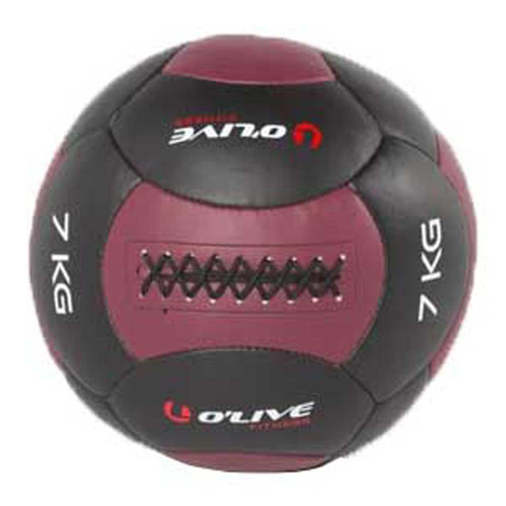 Olive Functional Ball 7 Kg 7 Kg Maroon
