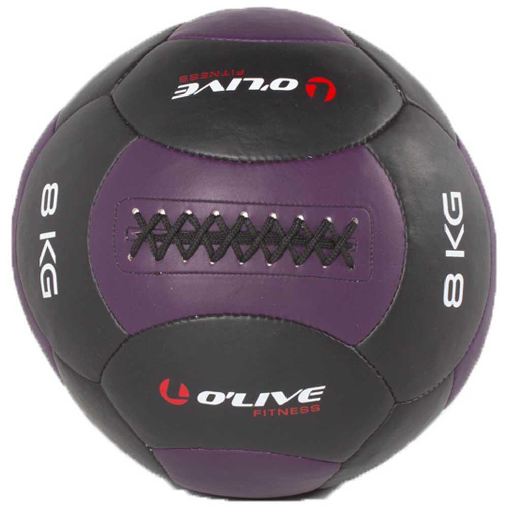 Olive Functional Ball 8 Kg 8 Kg Purple