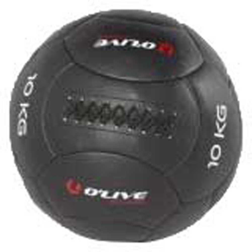 Olive Functional Ball 10 Kg 10 Kg Black