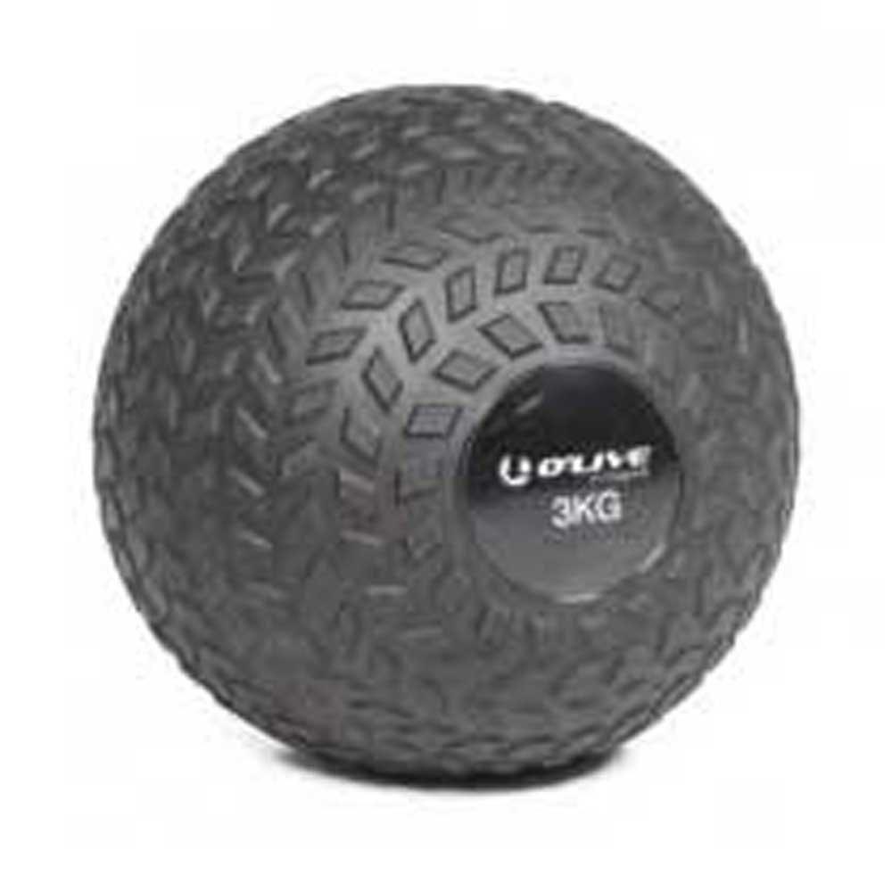 Olive Slam Ball 3 Kg 3 Kg Grey