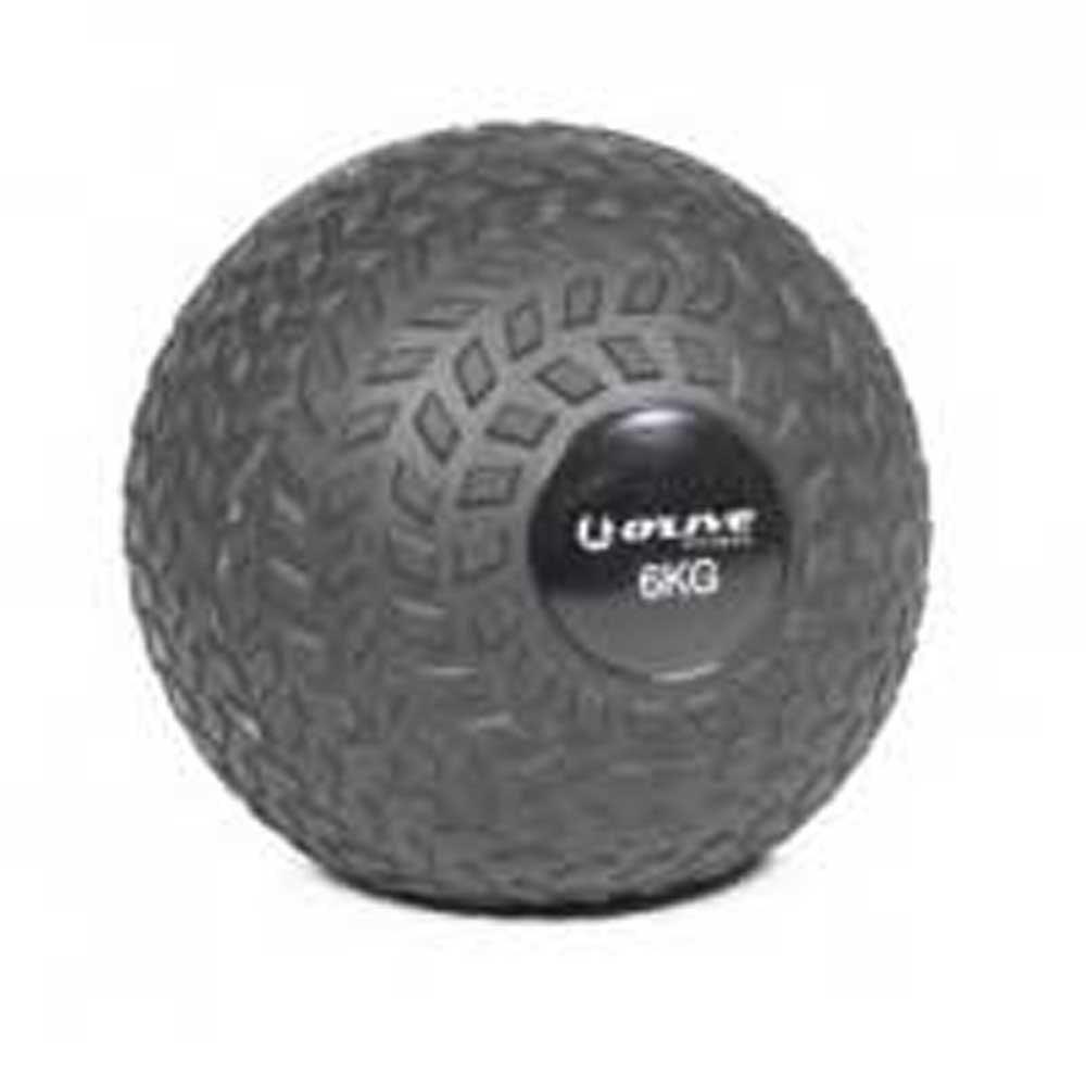 Olive Slam Ball 6 Kg 6 Kg Grey