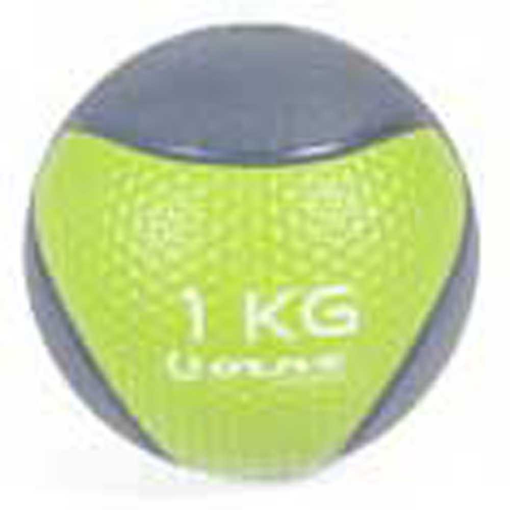 Olive Medicine Ball 1 Kg 1 Kg Green