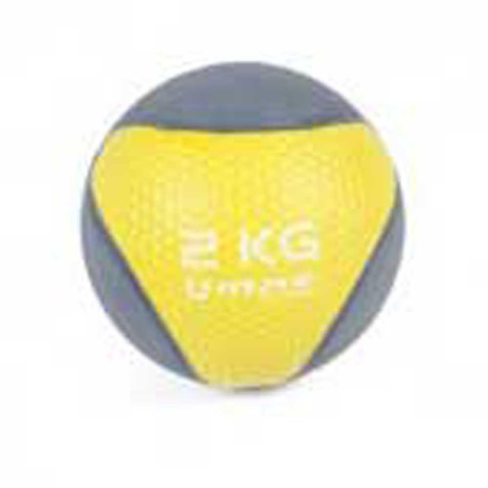 Olive Medicine Ball 2 Kg 2 Kg Yellow