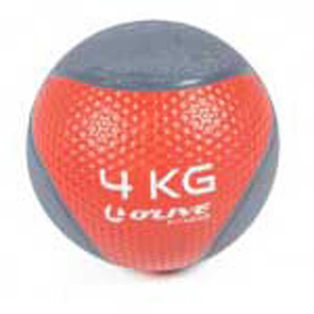 Olive Medicine Ball 4 Kg 4 Kg Red